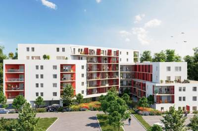 Appartements neufs Les Cévennes référence 4554