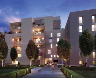Appartements neufs Pas du loup référence 4555