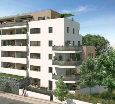 Appartements neufs Lemasson référence 4556