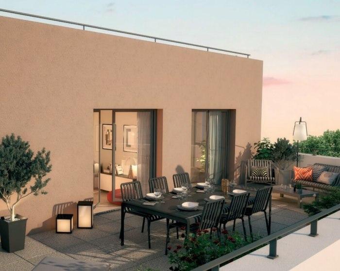 Appartements neufs Lemasson référence 4556 : aperçu n°2