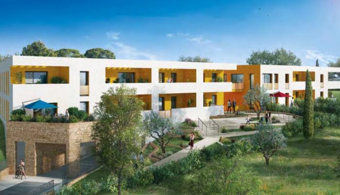 Appartements neufs La Chamberte référence 4557 : aperçu n°0