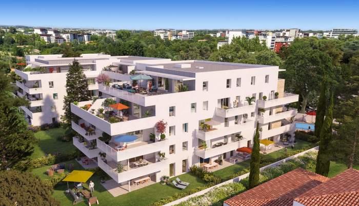 Appartements neufs Port marianne référence 4559 : aperçu n°0