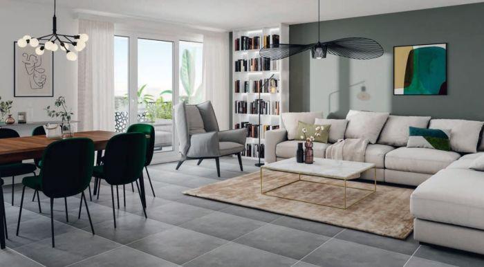 Appartements neufs Estanove référence 4561 : aperçu n°1