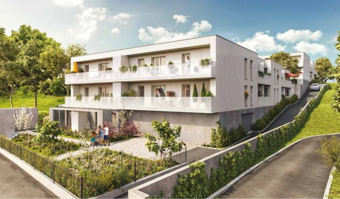 Appartements neufs La Martelle référence 4562 : aperçu n°2