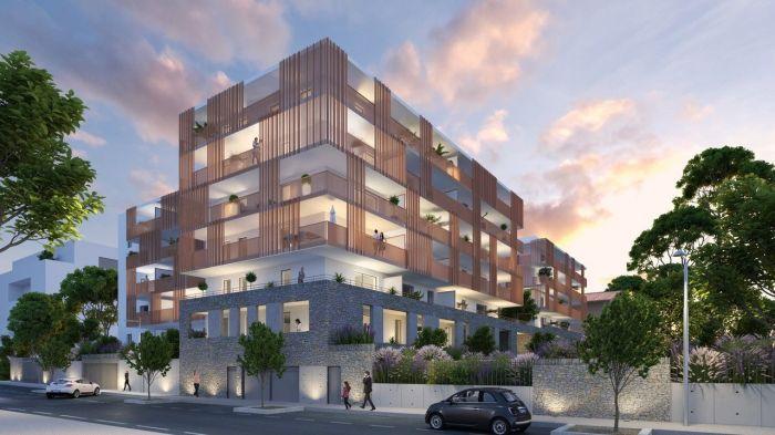 Appartements neufs Estanove référence 4563 : aperçu n°0