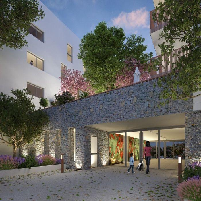 Appartements neufs Estanove référence 4563 : aperçu n°1
