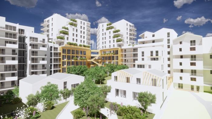 Appartements neufs Port marianne référence 4564 : aperçu n°0