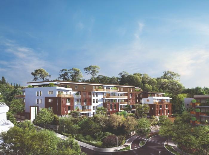 Appartements neufs Les Hôpitaux-Facultés référence 4567 : aperçu n°0