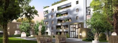 Appartements neufs La Pompignane référence 4568