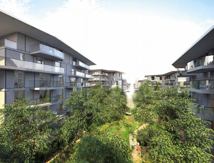 Appartements neufs Castelnau-le-Lez référence 5292 : aperçu n°5