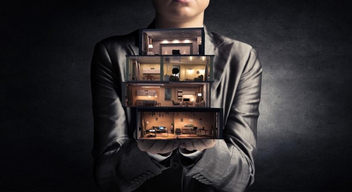 Un logement futuriste