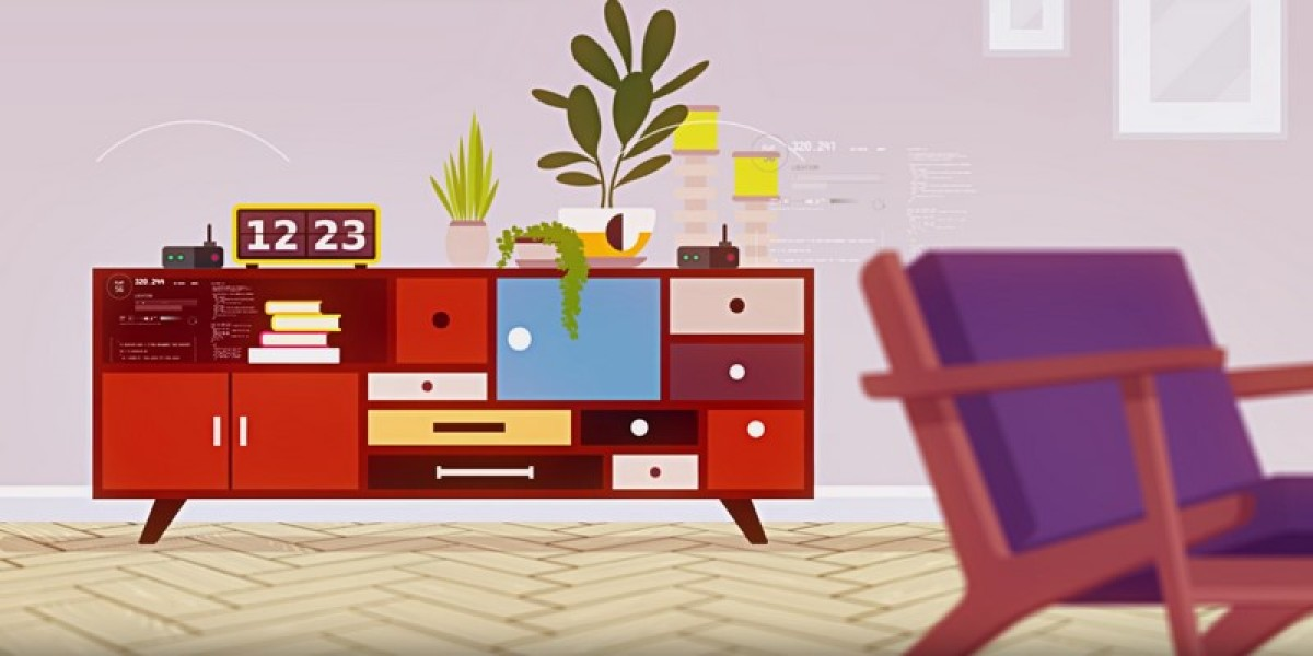 Image d'illustration du salon du projet HUT