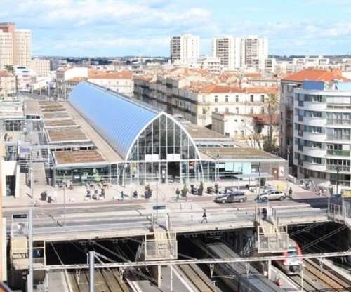 Le quartier de la gare vit un véritable renouveau