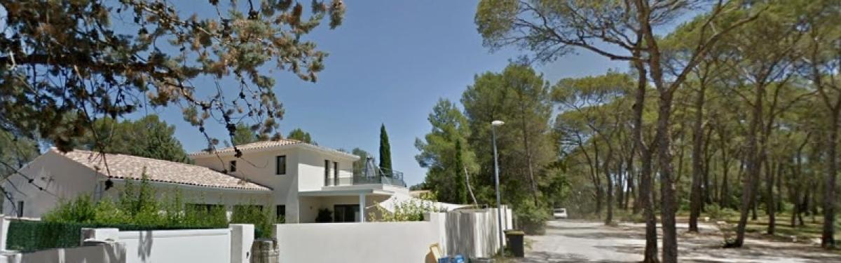 Une maison en R+1 avec jardin à Clapiers