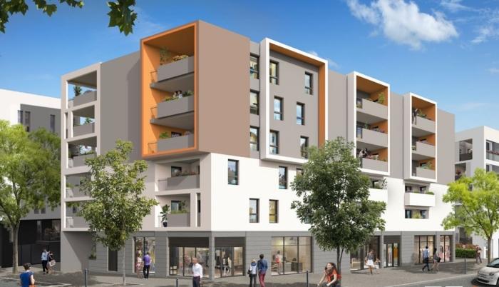 Appartements neufs Mosson référence 4583 : aperçu n°0