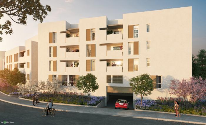 Appartements neufs Pas du loup référence 4587 : aperçu n°2