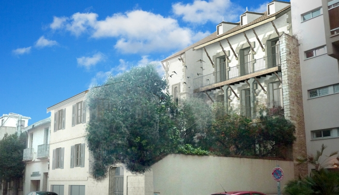 Appartements neufs Centre Historique référence 4588 : aperçu n°0
