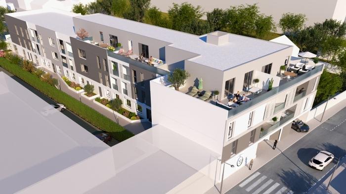 Appartements neufs Castelnau-le-Lez référence 4589 : aperçu n°0