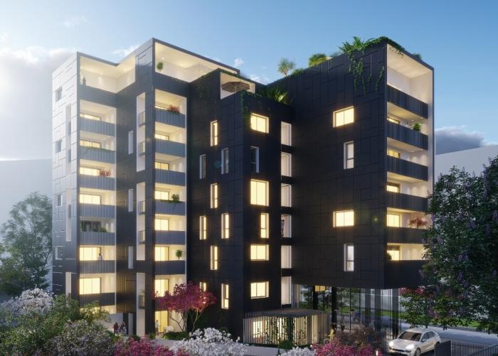 Appartements neufs Les Aiguerelles référence 4590 : aperçu n°0