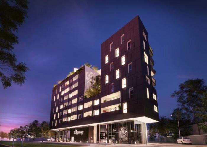 Appartements neufs Les Aiguerelles référence 4590 : aperçu n°2