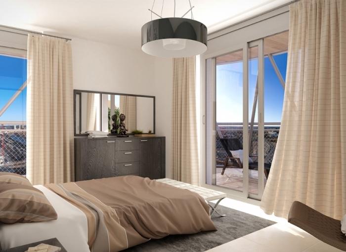 Appartements neufs Les Gares référence 4592 : aperçu n°1