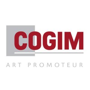 Logo du promoteur immobilier COGIM