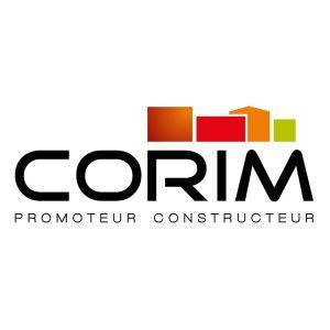 Logo du promoteur immobilier CORIM