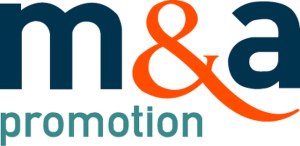 Logo du promoteur immobilier M&A Promotion