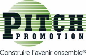 Logo du promoteur immobilier Pitch promotion
