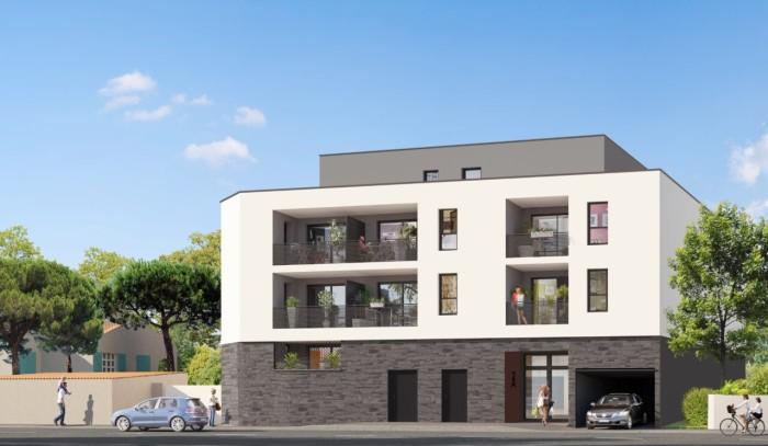 Appartements neufs Castelnau-le-Lez référence 4627 : aperçu n°0
