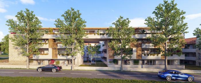 Appartements neufs Vendargues référence 4633 : aperçu n°0