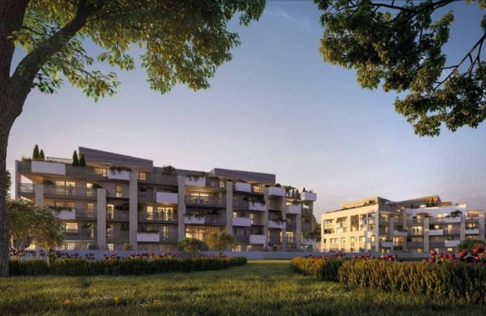 Appartements neufs Les Beaux-Arts référence 4635 : aperçu n°0