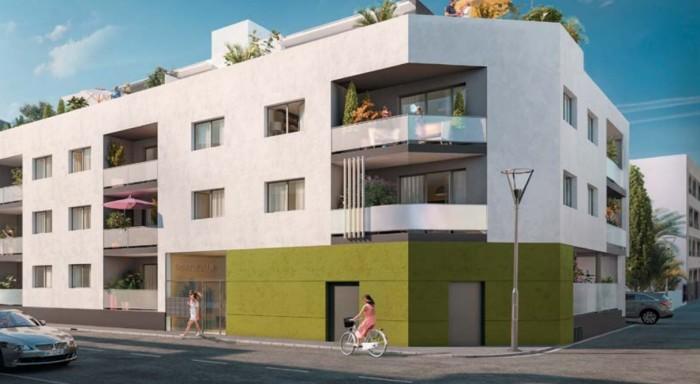 Appartements neufs Castelnau-le-Lez référence 4637 : aperçu n°0