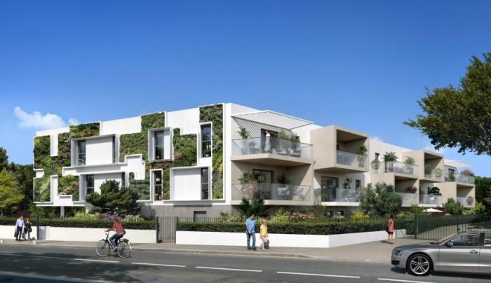 Appartements neufs Villeneuve-lès-Maguelone référence 4638 : aperçu n°0