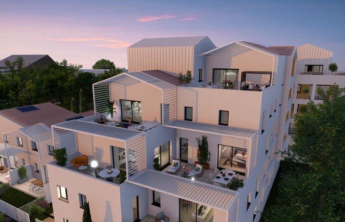 Maisons neuves et appartements neufs Saint-Jean-de-Védas référence 4640 : aperçu n°0