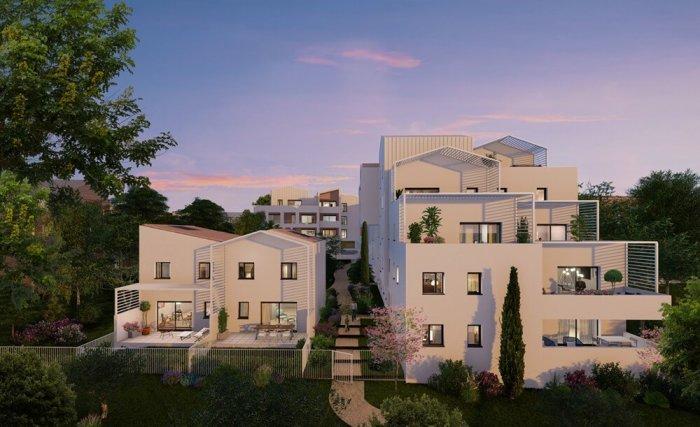 Maisons neuves et appartements neufs Saint-Jean-de-Védas référence 4640 : aperçu n°1