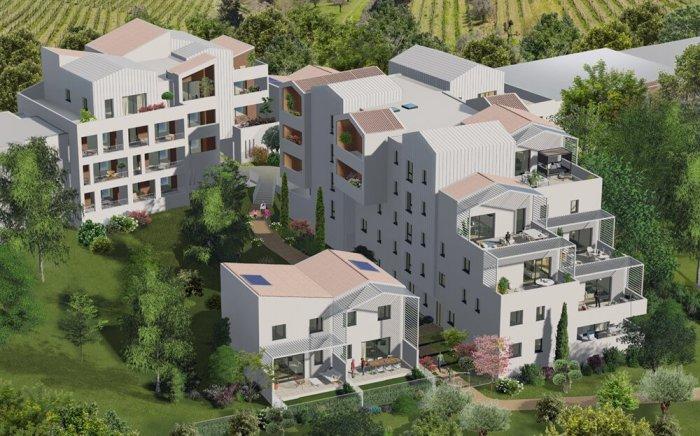 Maisons neuves et appartements neufs Saint-Jean-de-Védas référence 4640 : aperçu n°2