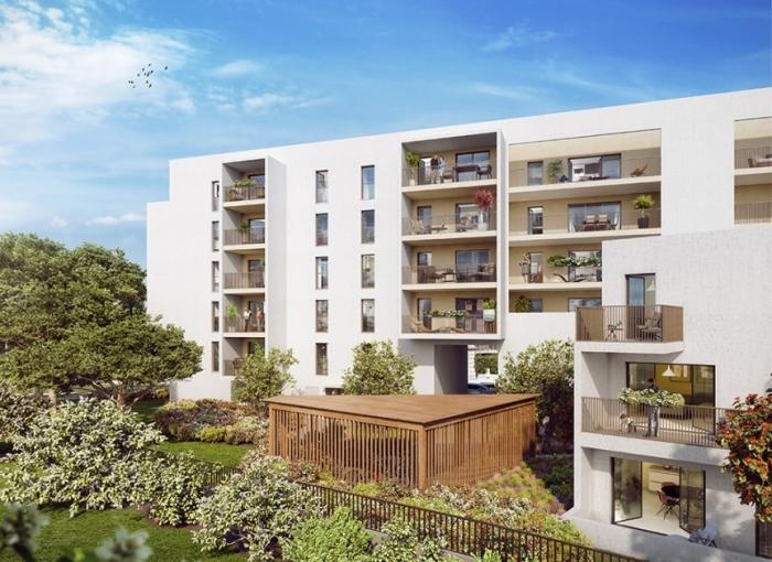Appartements neufs Près d'Arènes référence 4641 : aperçu n°0