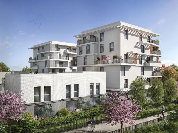 Appartements neufs Castelnau-le-Lez référence 4642 : aperçu n°0