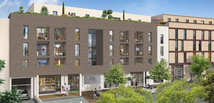 Appartements neufs Juvignac référence 4643 : aperçu n°0