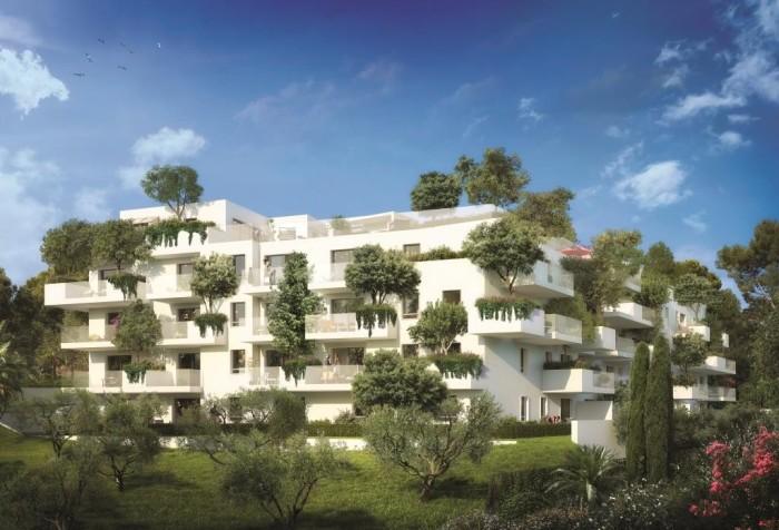 Appartements neufs Les Hôpitaux-Facultés référence 4655 : aperçu n°0