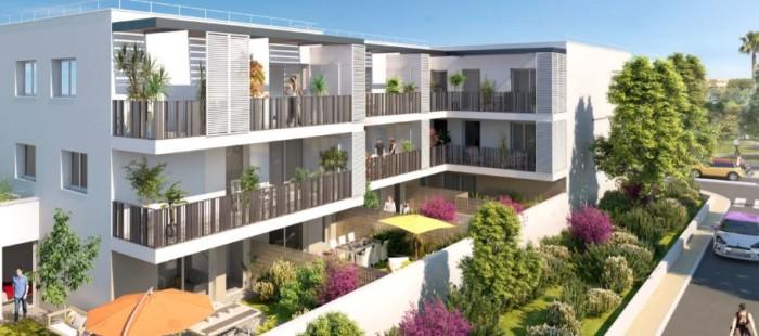 Appartements neufs Castelnau-le-Lez référence 4656 : aperçu n°0