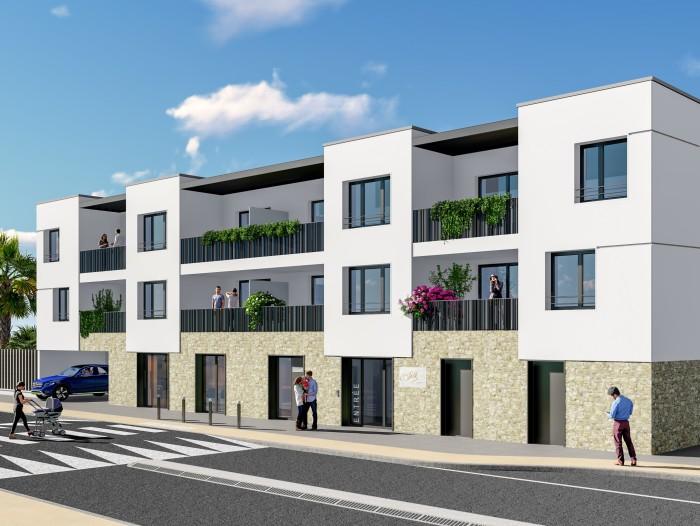 Appartements neufs Castelnau-le-Lez référence 4656 : aperçu n°2
