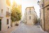 Ruelle dans le vieux Montpellier
