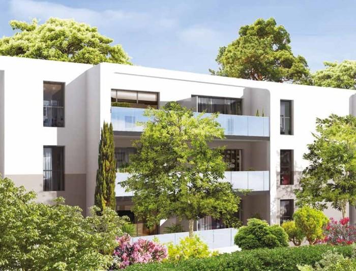 Appartements neufs Castelnau-le-Lez référence 4659 : aperçu n°1