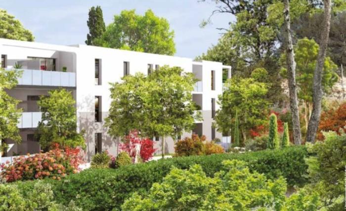 Appartements neufs Castelnau-le-Lez référence 4659 : aperçu n°2