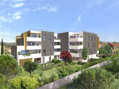 Appartements neufs Les Aiguerelles référence 4664