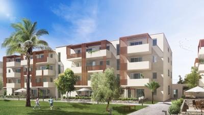 Appartements neufs Baillargues référence 4665
