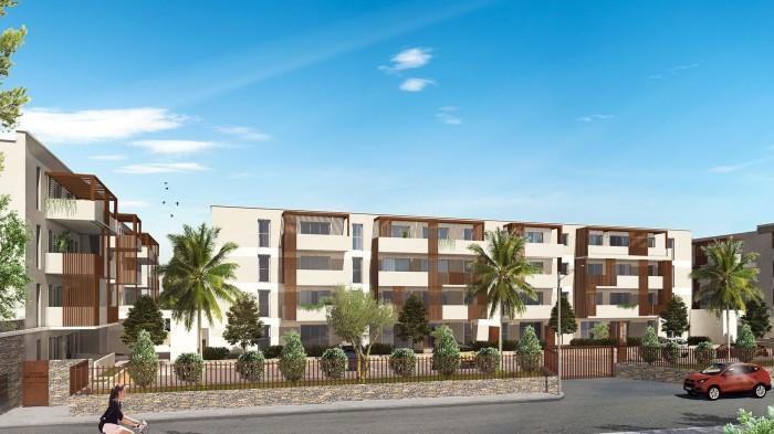 Appartements neufs Baillargues référence 4665 : aperçu n°1