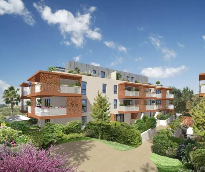 Appartements neufs Baillargues référence 4667 : aperçu n°0